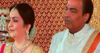 इकलौती बेटी की शादी में इमोशनल हुए मुकेश और नीता अंबानी, अमिताभ ने भी कही ऐसी भावुक बातें, आंसू नहीं रुके