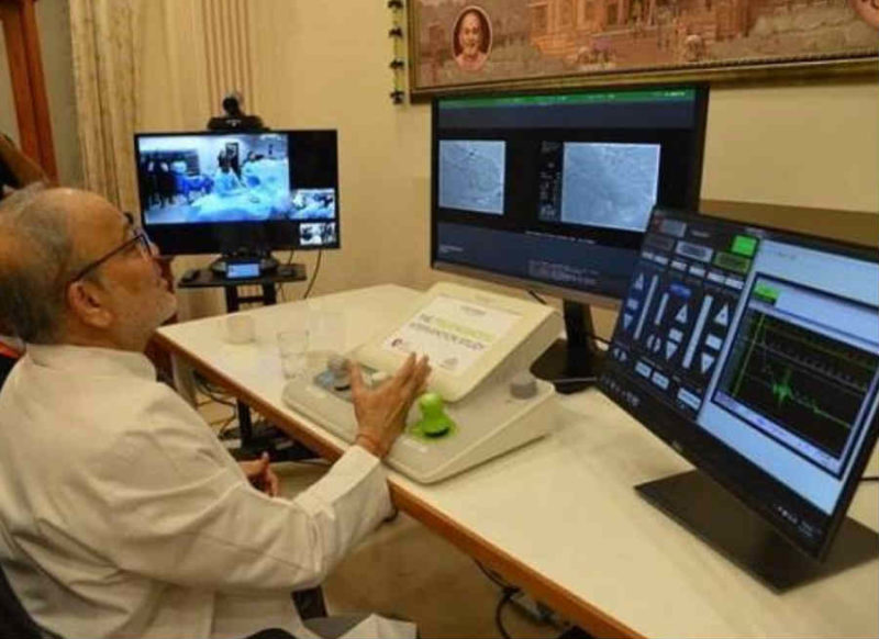 32 किमी. दूर से डॉक्टर ने कर दी मरीज की सर्जरी, भारत में हुए इस ऑपरेशन से विदेश के डॉक्टर भी हैरान