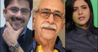 नसीरुद्दीन शाह को रोहित सरदाना का मुंहतोड़ जवाब, एंकर श्वेता सिंह भी नहीं रहीं पीछे
