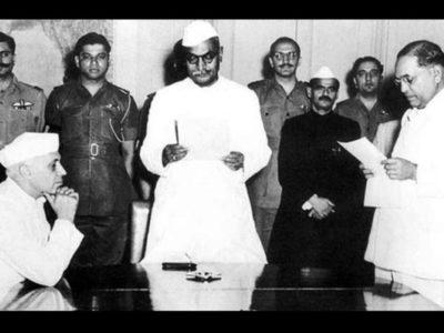 डॉ. राजेन्द्र प्रसाद को प्रथम राष्ट्रपति नहीं बनाना चाहते थे नेहरु, इस शख्स ने की थी उनके नाम की घोषणा