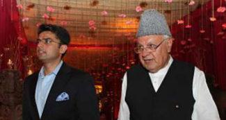 ससुर फारुख अब्दुल्ला ने कहा अभी जीत का ड्रम ना बजाओ, दामाद सचिन पायलट ने दिया शानदार जवाब