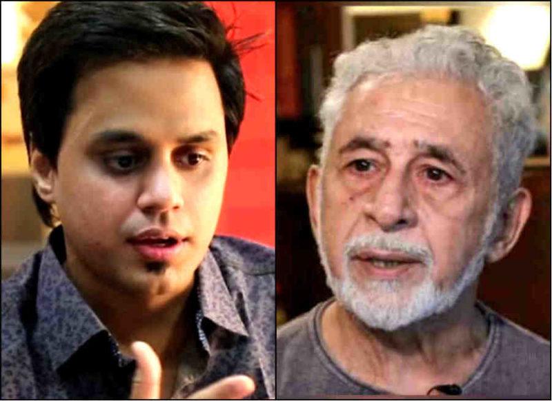 नसीरुद्दीन शाह को RJ रौनक ने दिखाया आईना, 'असहिष्णुता' पर बनाया ऐसा वीडियो देखकर आप भी कहेंगे 'वाह'