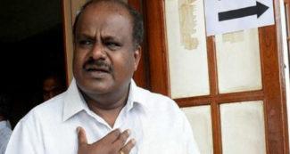 कर्नाटक में सियासी घमासान पर सीएम कुमारस्वामी ने तोड़ी चुप्पी, कांग्रेस ने  विधायकों को दी चेतावनी