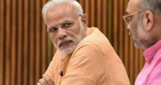 पीएम मोदी खुद करा रहे सर्वे, पूछा ऐसा सवाल, कि बीजेपी नेताओं की उड़ सकती है नींद