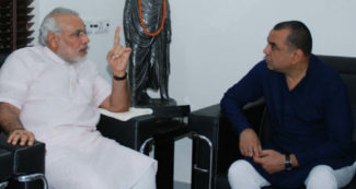 पीएम मोदी के इंटरव्यू के जवाब को ट्विस्ट करना 'मीडिया' को पड़ गया भारी, 'बाबू भैया' ने ऐसे खोल दी पोल