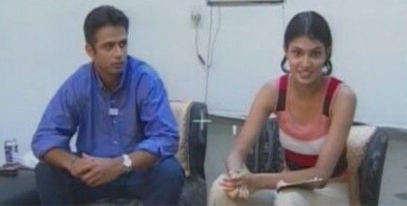20 वर्षीय युवती ने बंद कमरे में राहुल द्रविड़ पर रखा था हाथ, जिसके बाद मची थी चीख-पुकार