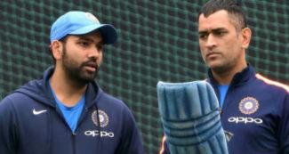 रोहित शर्मा ने इशारों में कह दी बड़ी बात, 2019 विश्वकप में कैसी होगी टीम इंडिया, धोनी को लेकर बड़ा बयान