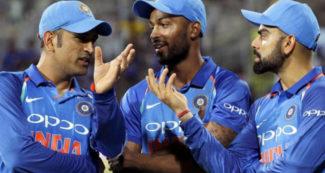 तीसरे वनडे में हार्दिक पंड्या की टीम में वापसी, धोनी को इस वजह से किया गया बाहर
