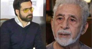 नसीरुद्दीन शाह के बयान से अनजान इमरान हाश्मी ने कहा –'देश में बोलेने की आजादी लेकिन फिर भी'