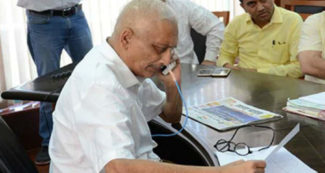 मनोहर पर्रिकर के जाते ही गोवा में गहराया राजनीतिक संकट, कांग्रेस में मच सकती है खलबली