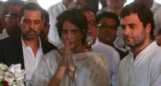 अब प्रियंका गांधी 'मंदिर राजनीति' को तैयार, कुंभ और बाबा विश्वनाथ से मिशन यूपी शुरु