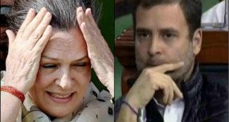 लोकसभा में राहुल गांधी से फिर हुई बड़ी गलती, 'राफेल' मुद्दे पर कांग्रेस की बड़ी फजीहत