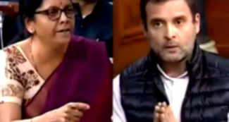 रक्षा मंत्री निर्मला सीतारमण पर दिए बयान पर राहुल को पड़ गए लेने के देने, अब देना पड़ेगा जवाब
