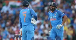 हिटमैन की मैराथन पारी गई बेकार, ऑस्ट्रेलिया ने पहले वनडे में इतने रन से हराया