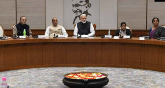 पुलवामा हमले के बाद मोदी सरकार का बड़ा ऐलान, सीसीएस की बैठक में पाक को लेकर लिया गया फैसला