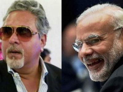 मोदी से गुहार लगा फिर रोया विजय माल्या, कहा 'प्रधानमंत्री जी बैंक से कहिये, पैसे ले ले'