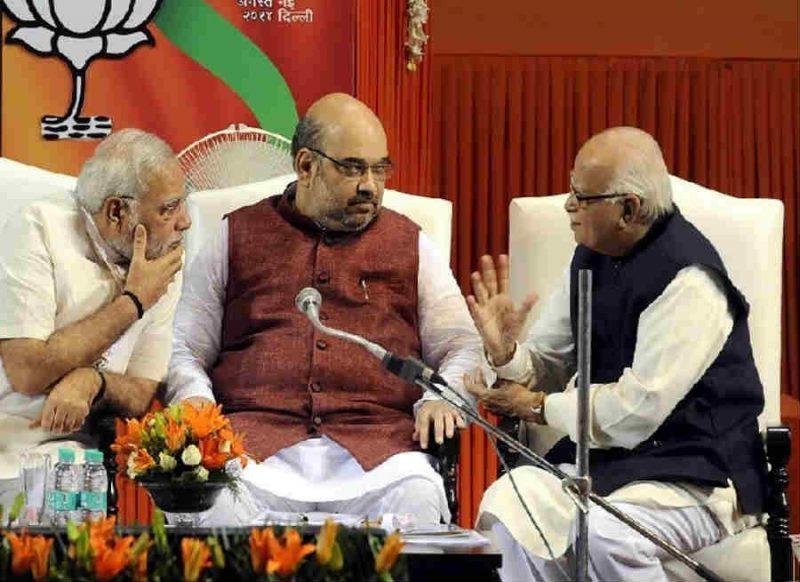 BJP उम्मीदवारों की पहली लिस्ट, आडवाणी आउट, शाह पहली बार लड़ेंगे लोकसभा चुनाव, 184 सीटों की लिस्ट ये रही