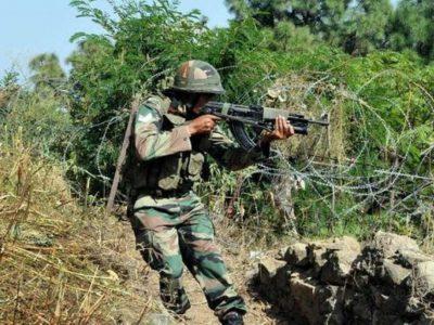 भारतीय सेना ने तबाह किया पाक सेना का बेस कैंप, सबूत मांगने वाले भी देख लें वीडियो