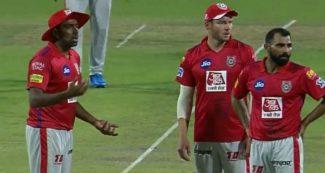 अश्विन ने फिर तोड़ा नियम, एक गलती और हाथ से निकल गया मैच