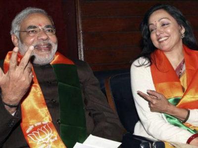पश्चिम बंगाल के लिये बीजेपी ने बनाई खास रणनीति, ड्रीम गर्ल को मिल सकती है बड़ी जिम्मेदारी