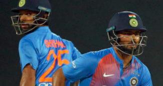 बीसीसीआई से ऋषभ पंत को तोहफा, तो गब्बर को झटका, मालामाल हुए युवा बल्लेबाज