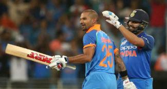 मोहाली में रोहित-धवन से ज्यादा इस क्रिकेटर को मिली तालियां, विराट कोहली ने ऐसे मनाया जश्न, वीडियो