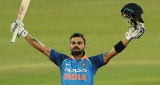 दूसरे वनडे में विराट कोहली ने रचा इतिहास, आजतक कोई नहीं कर सका ऐसा