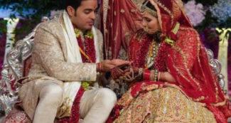 शादी के बंधन के बंधे आकाश अंबानी और श्लोका, बेटे की शादी में नीता अंबानी का धमाल, वीडियो