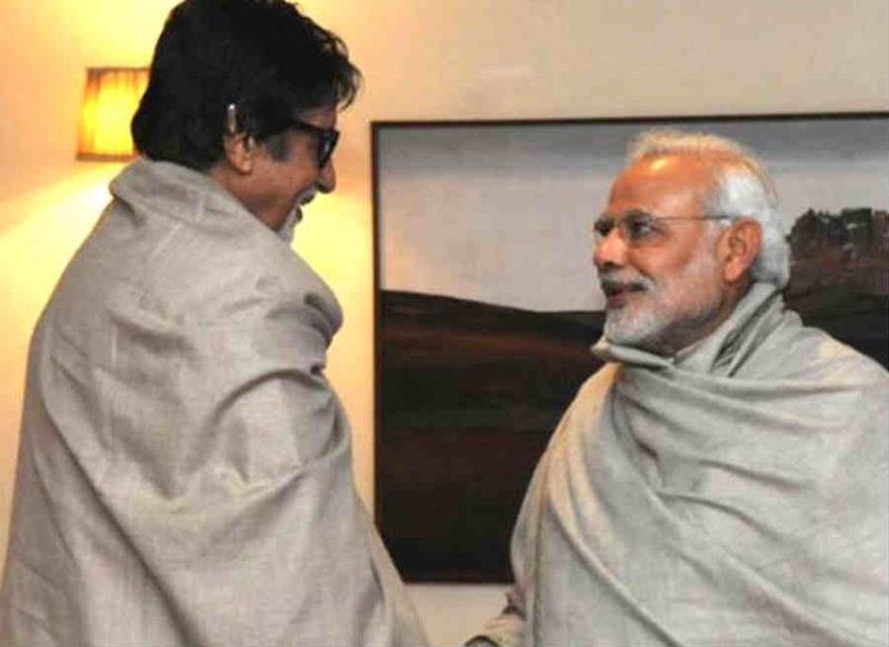 आमिर के बाद अमिताभ बच्चन ने भी दिया PM के ट्वीट का जवाब, कह दी ऐसी बात जिसका जवाब नहीं