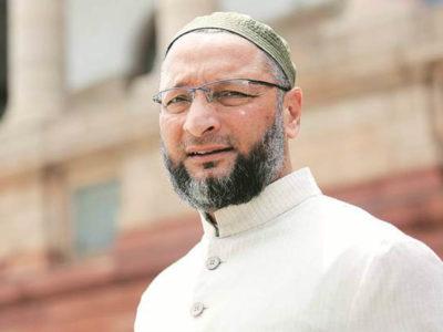 ओवैसी के विधायक ने हिंदुस्तान बोलने से किया इंकार, विधानसभा में जमकर हंगामा!
