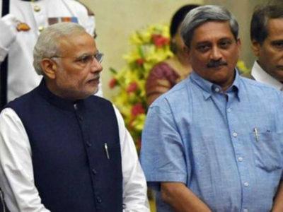 मनोहर पर्रिकर ने ही सबसे पहले मोदी में देखा था प्रधानमंत्री, बेबाकी से दिये थे तर्क