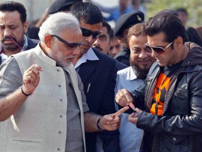 सलमान खान ने कांग्रेस को दिया जोरदार झटका, हो रही खूब चर्चा