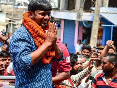 सुबह से शाम तक मोदी के खिलाफ बयानबाजी करने वाले कन्हैया से युवक ने पूछा ऐसा सवाल, हो गई बोलती बंद