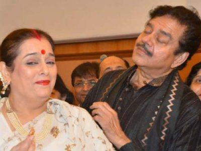 शत्रुघ्न सिन्हा की पत्नी की राजनीति में एंट्री, इस कद्दावर नेता के खिलाफ लड़ेंगी चुनाव