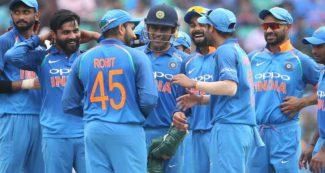 विश्वकप टीम में भी विराट कोहली पर भारी पड़ गये धोनी और रोहित शर्मा