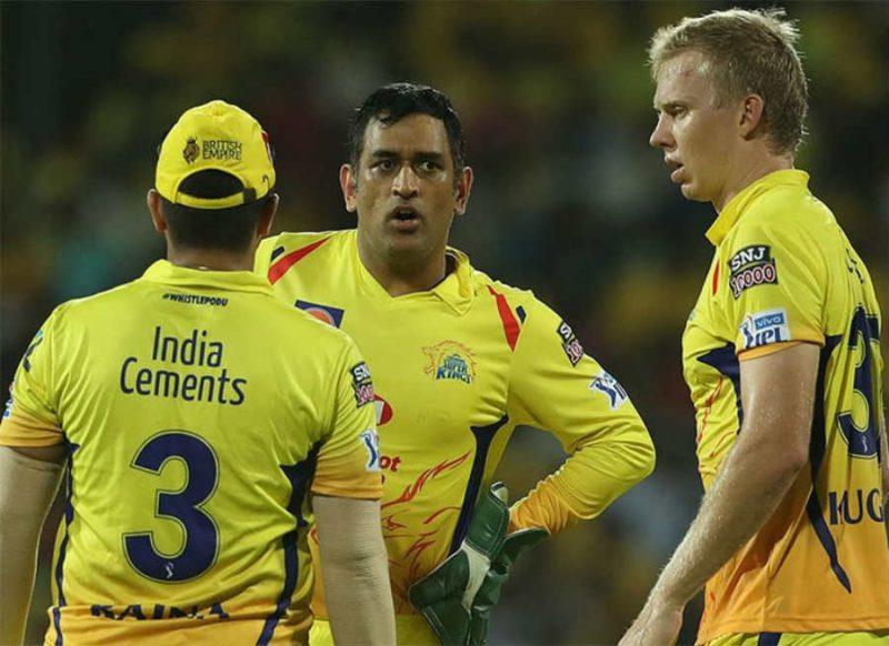 कप्तानी के लिये धोनी नहीं बल्कि ये खिलाड़ी था चेन्नई सुपरकिंग्स की पहली पसंद, ऐसे बदला खेल