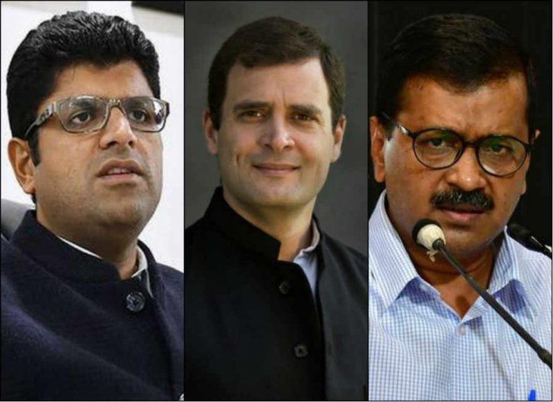 आप-कांग्रेस गठबंधन- दिल्ली ही नहीं बल्कि हरियाणा में भी बनीं बात, जेजेपी भी आएगी साथ, ये है सीटों का फॉर्मूला