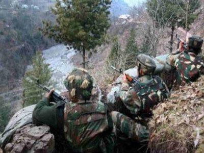 सीमा पर भारतीय सेना की बड़ी कार्रवाई, पाकिस्तान की 8 चौकियां तबाह, 10 पाकिस्तानी सैनिक ढेर