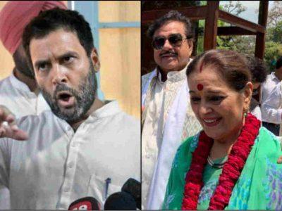 ये क्या बोल गए कांग्रेसी शत्रुघ्न सिन्हा, राहुल गांधी नाराज, बीजेपी बोली ये तो होना ही था