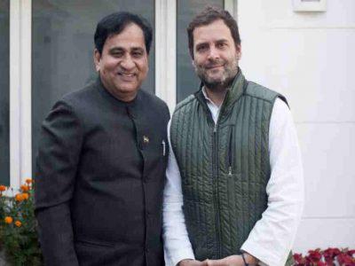 बिहार में कांग्रेस को बड़ा झटका, दिग्गज नेता का राहुल गांधी को इस्तीफा, बोले – अब कड़ी टक्कर दूंगा