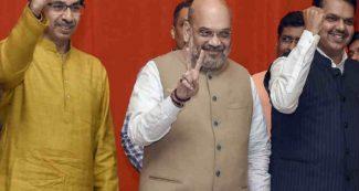 महाराष्ट्र विधानसभा – सीट शेयरिंग का फॉर्मूला तय, शिवसेना को मिल सकती है बीजेपी से इतनी कम सीटें