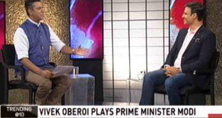 NDTV के एंकर ने पूछा, राहुल गांधी की BIOPIC में काम करेंगे ? विवेक ओबरॉय के जवाब से खुश हो जाएंगे