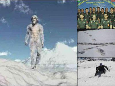 इंडियन आर्मी का दावा, पहली बार मिले हिममानव 'येति' के निशान, पूरी जानकारी यहां पढ़ें