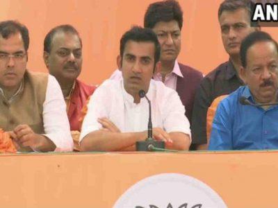बड़ी जीत के बाद गंभीर का मास्टरस्ट्रोक, केजरीवाल की कर दी बोलती बंद, 'ईमान मर गया है'