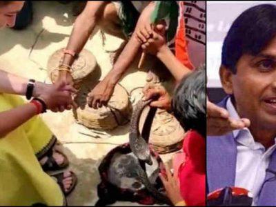 प्रियंका गांधी के सांप वाले वीडियो पर कविराज कुमार विश्वास की चुटकी, शब्दों के लपेटे में केजरीवाल