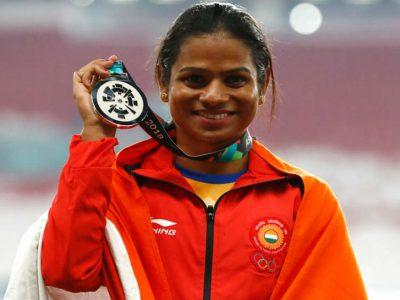 भारत की स्टार एथलीट ने किया चौंकाने वाला खुलासा, गांव की लड़की से है रिश्ता