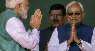 2020 में मोदी बनाम नीतीश, जदयू प्रवक्ता के इस्तीफे ने चढाया सियासी पारा, लिखी जा रही है स्क्रिप्ट