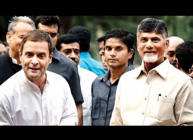 अगले प्रधानमंत्री पर चंद्रबाबू नायडू का बड़ा बयान, राहुल गांधी को लेकर कही ये बात