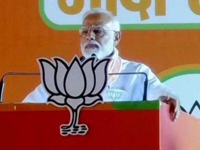 पीएम मोदी का राजीव गांधी पर एक और सनसनीखेज आरोप, बयान से सियासी भूचाल