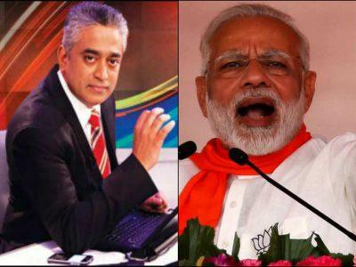 चुनाव को लेकर राजदीप सरदेसाई ने कही बड़ी बात, इतनी सीटों के साथ मोदी सत्ता में लौट रहे, वीडियो